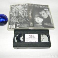 Cine: VHS ANA BELEN VICTOR MANUEL MUCHO MAS QUE DOS. Lote 176180104