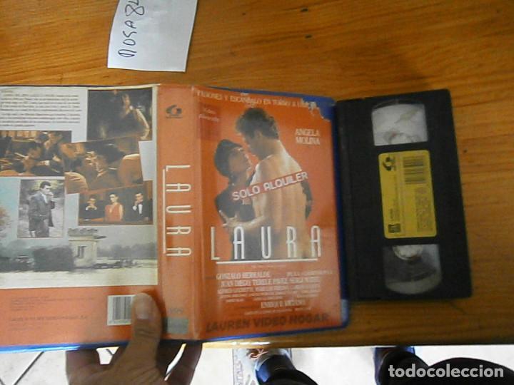 LAURA,,,,,,, PRIMERA EDICCION (Cine - Películas - VHS)