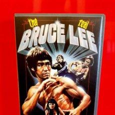 Cine: THE REAL BRUCE LEE (BRUCE LEE VIVE O MUERE) BRUCE LI - KUNG FU. Lote 122731319