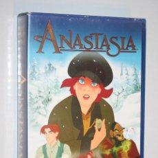 Cine: ANASTASIA *** VHS CINE INFANTIL DIBUJOS ANIMADOS *** FOX CENTURY. Lote 135490526