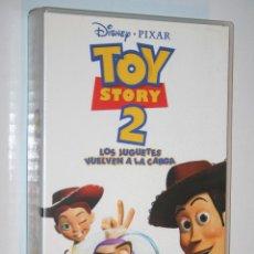 Cine: TOY STORY 2 *** VHS CINE INFANTIL DIBUJOS ANIMADOS *** WALT DISNEY. Lote 122765971