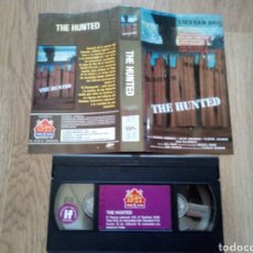 Cine: THE HUNTED VHS. Lote 122870438