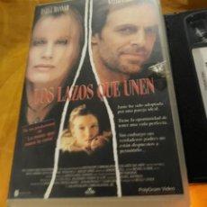 Cine: VHS- LOS LAZOS QUE UNEN- DARYL HANNAH. Lote 122986208