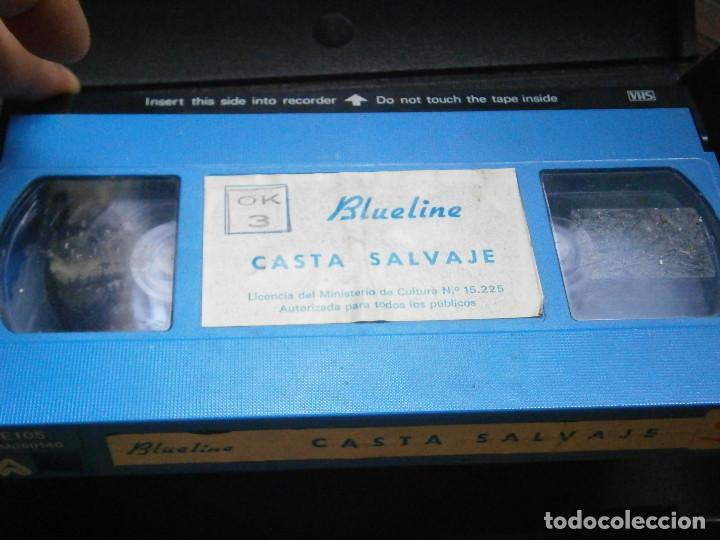 Cine: CASTA SALVAJE,,, PRIMERA EDICCION UNICA TC - Foto 2 - 123038271