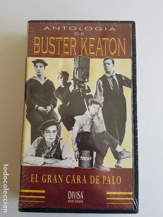 Cine: Charlie Chaplin y Buster keaton VHS precintadas - Foto 6 - 38957743