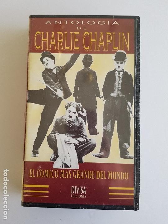 Cine: Charlie Chaplin y Buster keaton VHS precintadas - Foto 4 - 38957743
