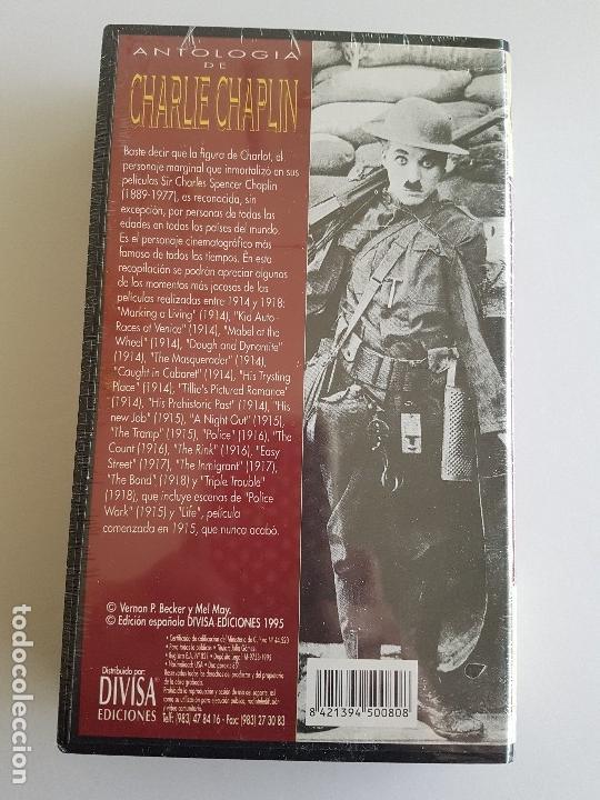 Cine: Charlie Chaplin y Buster keaton VHS precintadas - Foto 5 - 38957743