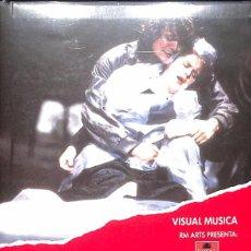 Cine: VHS ORFEO Y EURIDICE OPERA - CHRISTOPH WILLIBALD GLUCK. Lote 123290003