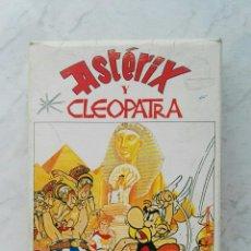 Cine: ASTÉRIX Y CLEOPATRA VHS. Lote 123324591