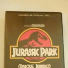 Cine: JURASSIC PARK VHS. Lote 124431647