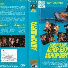 Cine: AEROPUERTO - 1970 - DIR: GEORGE SEATON - INT: BURT LANCASTER, DEAN MARTIN. Lote 125180803