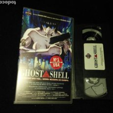 Cine: VHS- GHOST IN THE SHELL- MANGA ANIME. Lote 244657230