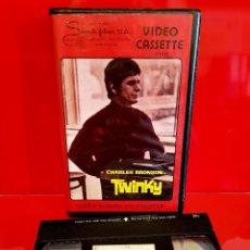 Cine: TWINKY (1970) - CHARLES BRONSON, SUSAN GEORGE - EDICIÓN SEPAK FILMS. Lote 125973751