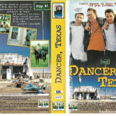 Cine: DANCER TEXAS - 1998 - UNICA EN TC. Lote 128125847