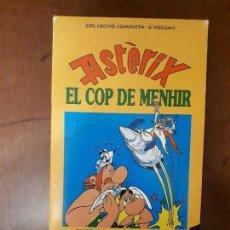 Cine: ASTERIX, EL COP DE MENHIR. Lote 127467063