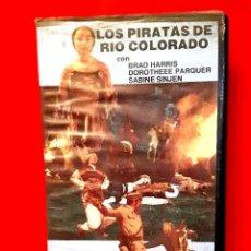 Cine: LOS PIRATAS DE RIO COLORADO - NUNCA EN TC!. Lote 75121043