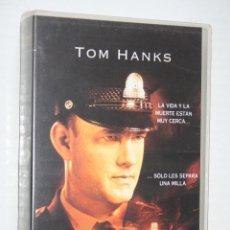 Cine: LA MILLA VERDE (TOM HANKS, BONNIE HUNT) *** VHS CINE *** UNIVERSAL (2001). Lote 128411139