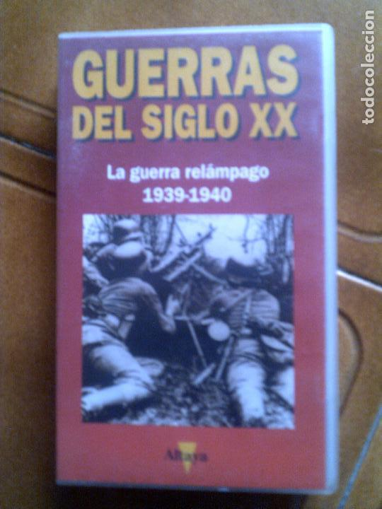 DOCUMENTAL GUERRAS DEL SIGLO XX
