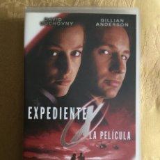 Cine: VHS EXPEDIENTE X LA PELÍCULA EDICIÓN ESPECIAL. Lote 129010787