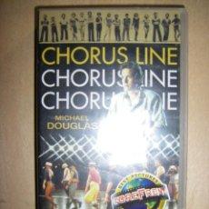 Cine: CHORUS LINE. MICHAEL DOUGLAS. VHS. PRECINTADA. Lote 129175567