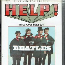Cine: HELP, SOCORRO, WITH THE BEATLES. Lote 129435359