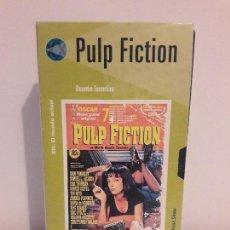 Cine: PULP FICTION (VHS). Lote 129472343