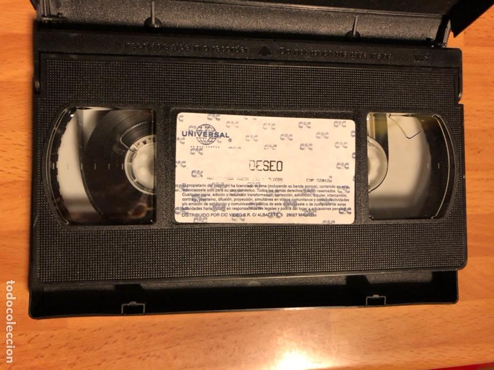 Cine: Película vhs Marlene Dietrich deseo - Foto 3 - 129666086