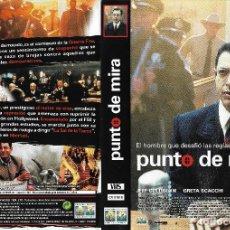 Cine: PUNTO DE MIRA - JEFF GOLDBLUM, GRETA SCACCHI, ÁNGELA MOLINA. Lote 130255866