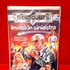Cine: INVASION SINIESTRA (1971). Lote 130371350