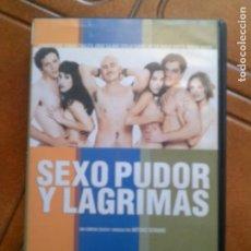 Cine: PELICULA SEXO PUDOR Y LAGRIMAS. Lote 130586282