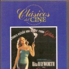 Cine: VHS DE LA PELICULA GILDA. Lote 131030696