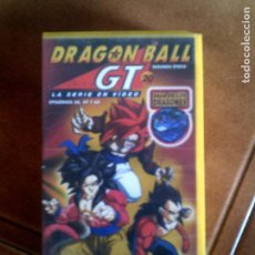 Cine: VIDEO DRAGON BALL GT EN VIDEO. Lote 131060384