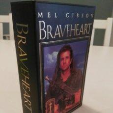 Cine: BRAVEHEART EDICIÓN ESPECIAL 2 VHS. Lote 131063736