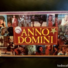 Cine: ANNO DOMINI (1985) - SUPER JOYA EDICIÓN DE LUJO VIDEOESPAÑA (X3 CINTAS VHS). Lote 131610962