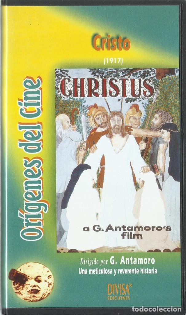 CRISTO 1917 (CINE MUDO) VHS (Cine - Películas - VHS)