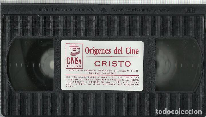 Cine: Cristo 1917 (Cine Mudo) VHS - Foto 3 - 131683970