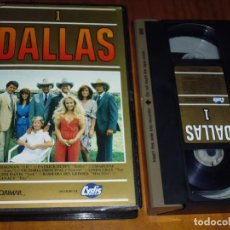 Cine - DALLAS . VOL 1 - VHS CYDIS VIDEO - PEDIDO MINIMO 6 EUROS - 131698558