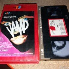 Cine: VAMP - VHS- GRACE JONES- VAMPIROS-. Lote 132221003