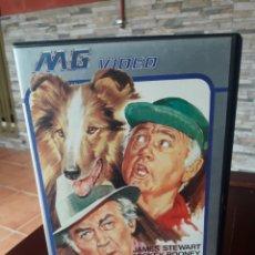 Cine: LA MAGIA DE LASSIE VHS. Lote 132281954