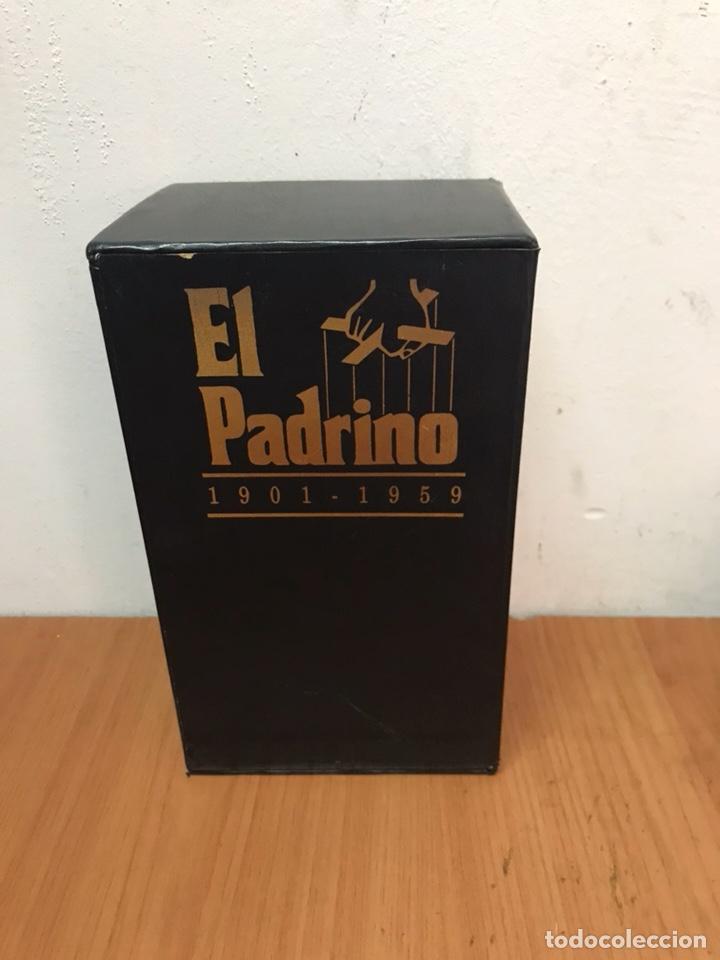 EL PADRINO. TRILOGIA. 3 VHS. 1901-1959. (Cine - Películas - VHS)