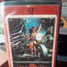 Cine: 1990 LOS GUERREROS DEL BRONX VHS. Lote 132631806