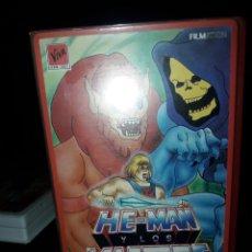 Cine: HE MAN MASTERS DEL UNIVERSO VOL 8 VHS. Lote 132907365