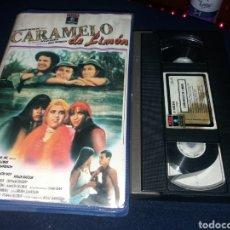 Cine: POLO DE LIMON 4- CARAMELO DE LIMON- VHS- 1983 BOAZ DAVIDSON. Lote 132925061