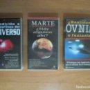 Cine: 3 VHS MISTERIOS Y CONSPIRACIONES. Lote 133070882