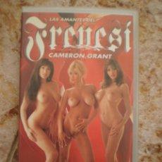 Cine: LAS AMNATES DEL FRENESI. PERFECTO VISIONADO.. Lote 134366478