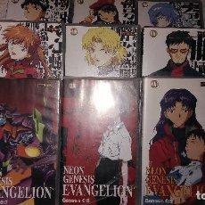 Cine: NEO GENESIS EVANGELION, LA SERIE COMPLETA, VHS. Lote 133491042