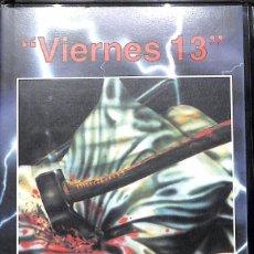 Cine: VHS VIERNES 13. Lote 133860166