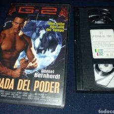Cine: LA ESPADA DEL PODER- VHS- NICK ROTUNDO G2. Lote 133973942