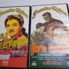 Cine: VHS ORIGINAL *JUANITA REINA*. Lote 133986853