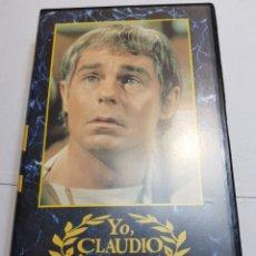 Cine: VHS ORIGINAL *YO CLAUDIO*. Lote 133987603